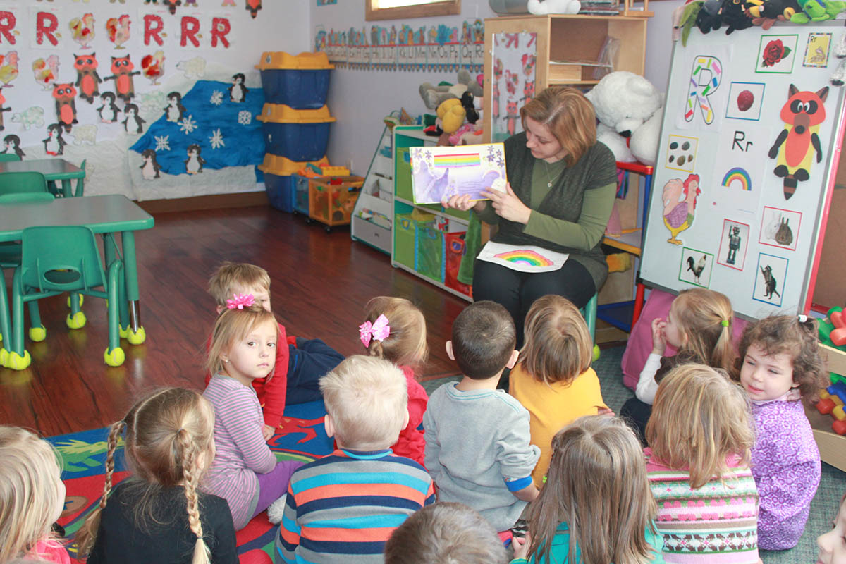 what is the role of ece in full day kindergarten