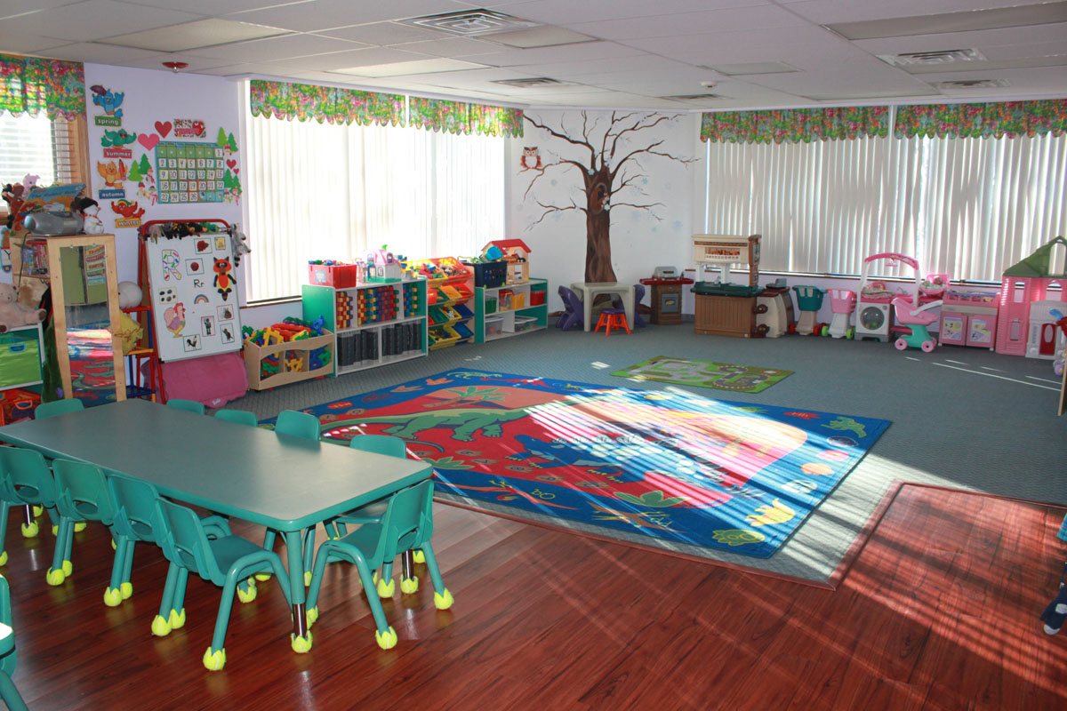 Kindergarten Classroom: Pinocchio Child Care Early Education Pre School